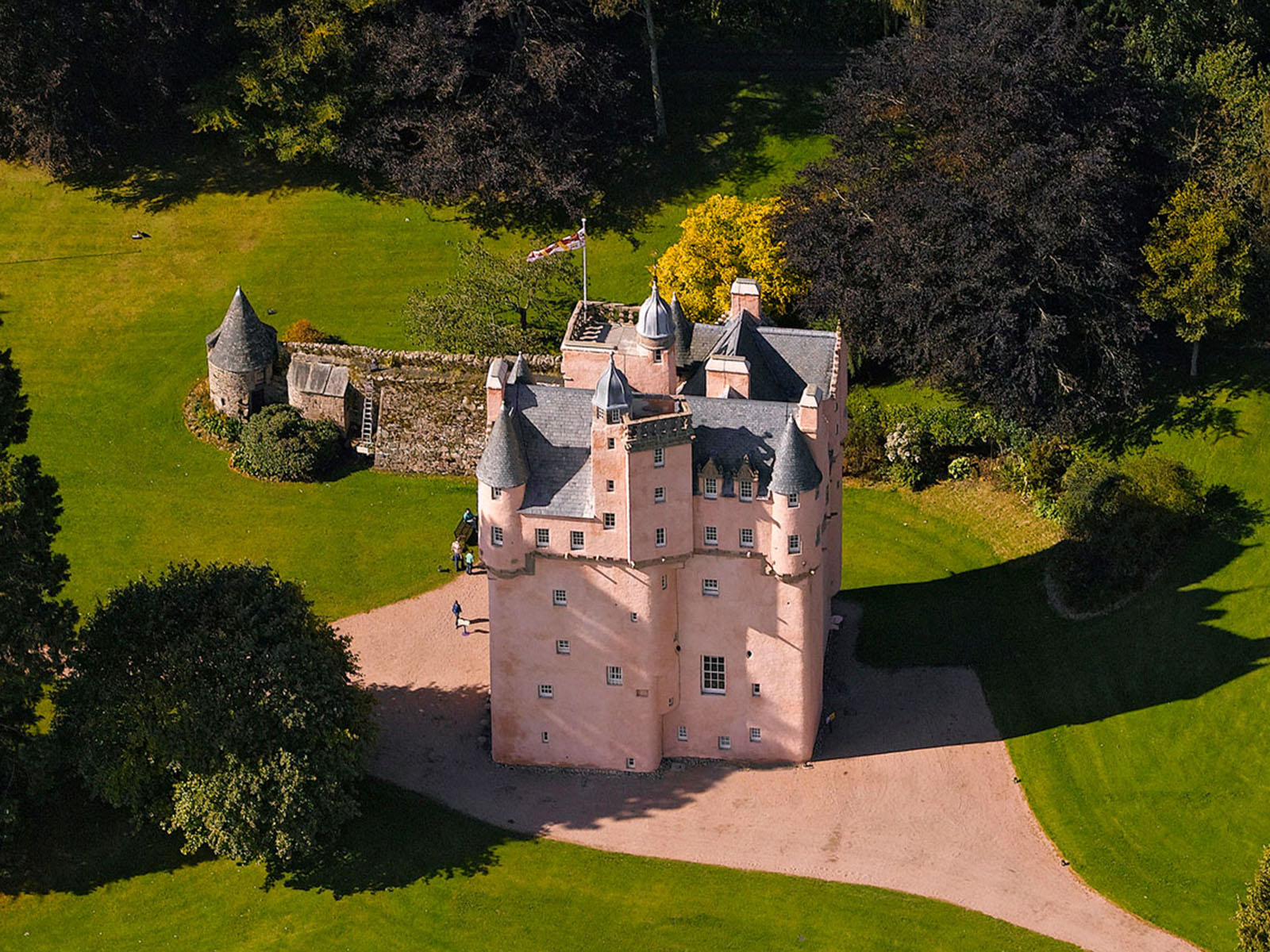 Photographs of the aberdeenshire area
